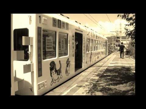 和歌山 貴志駅 たま駅長に会いに行く。