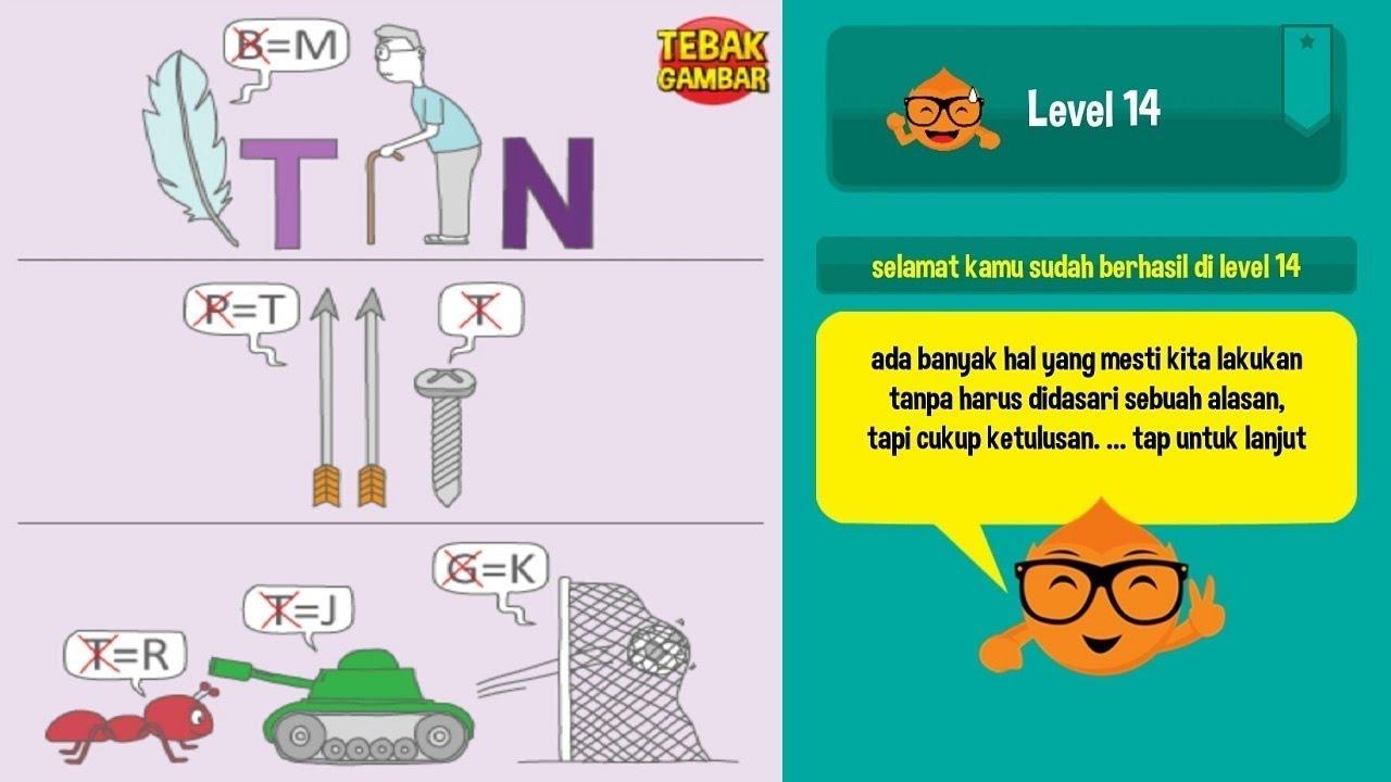 Kunci Jawaban Tebak Gambar Level 14 Belajar Cerdas