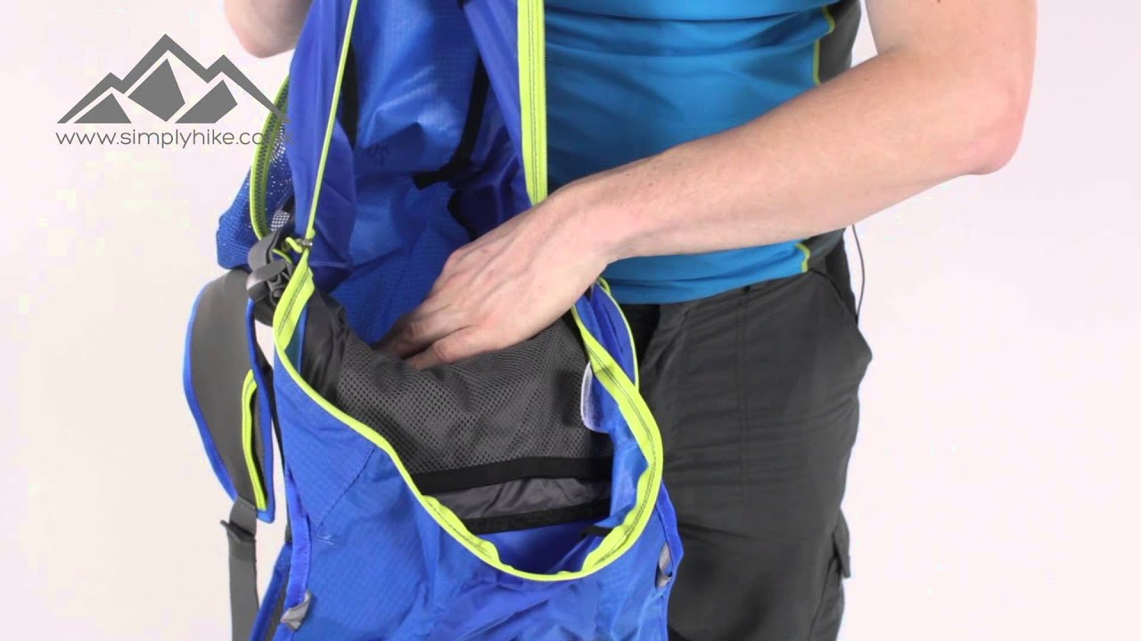 salomon trail 10 set pack review