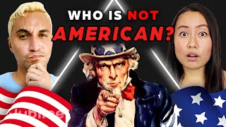 6 Americans vs 1 Impostor | Odd Man Out
