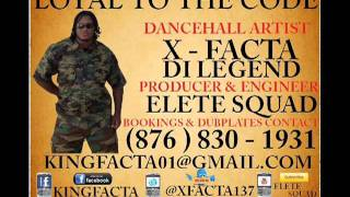 X-Facta - Walkout Madd [Gully Diss] AUG 2011 (Hot Patty Riddim)