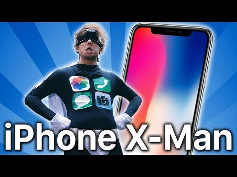 iPhone X (Superhero edition) I Julien Bam