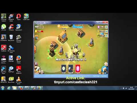 Castle Clash For Pc | How To Download Castle Clash