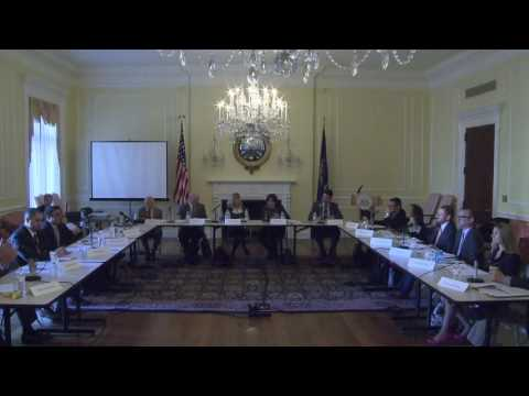 Freedom of Information Act (FOIA) Advisory Committee Meeting - October 25, 2016 - Part 2 of 2