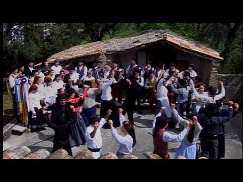 Rancho Folclórico  do Grupo Alegre e Unido, Bajouca Leiria - Regadinho