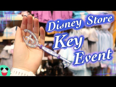 magical-frozen-2-key-release-at-the-disney-store!-toy-hunt-for-frozen-2,-christmas,-&-new-merch!
