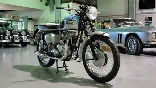 1961 Triumph T120R Bonneville 650cc Motorcycle -  2020 Shannons Autumn Timed Online Auction