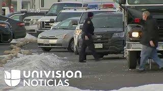 En vivo: Policía de Aurora, Illinois, responde a un tiroteo