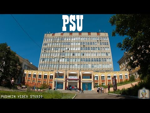 Penza State University timelapse [PVS][UltaHD]