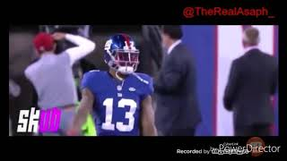 "Odell Beckham Jr ""Bartier Cardi"" ft. 21 Savage"