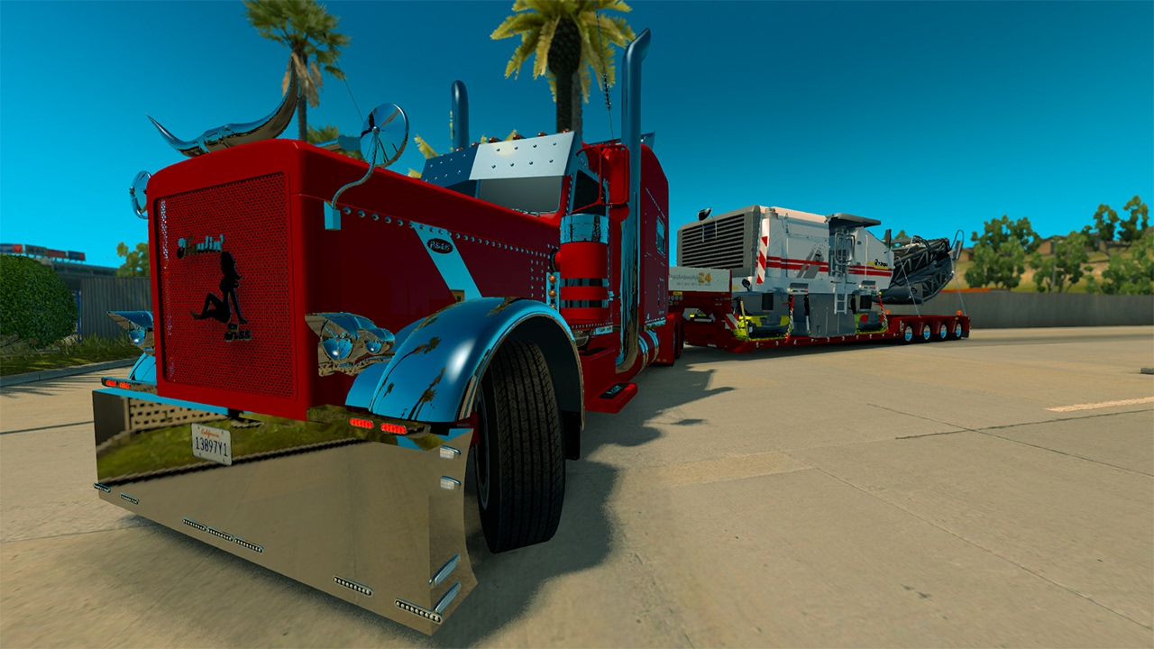 🎮 Top 5 Mods For American Truck Simulator 2017