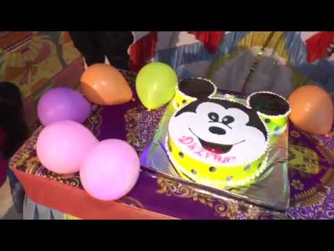 Chhote Tera Birthday Aaya, I Dhivaan's 1st Birthday Highlights