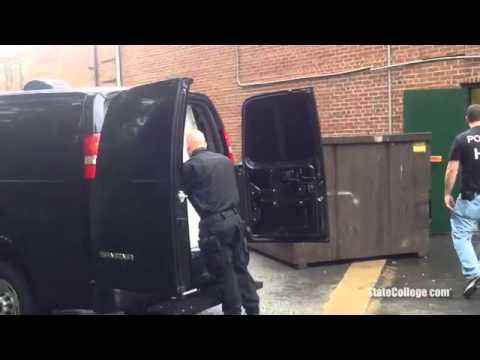Federal Agents Raid Restaurants