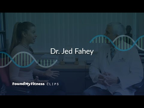 Sulforaphane's Effect On Urinary Health | Jed Fahey
