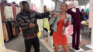 Finish The Dance Or Get Punished 🕺🏾 Pt. 4 - Atlanta Mall Edition | Public Interview