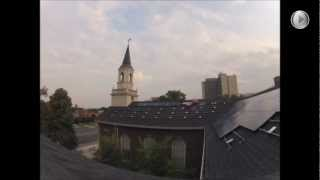 First Unitarian Church Solar Time-Lapse Project