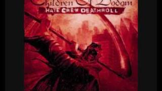Song: Triple Corpse Hammerblow Artist: Children Of Bodom Album: Hat...