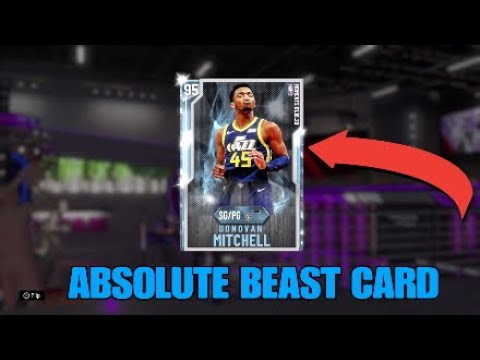 NEW DIAMOND DONOVAN MITCHELL IS WAY GREAT. GET HIM FOR THE RIGHT PRICE| NBA 2K20 MYTEAM