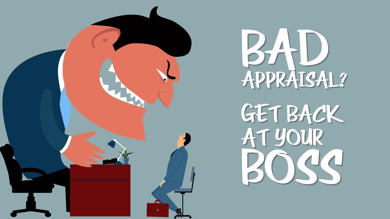how to write an appraisal for your boss