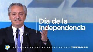 9 de Julio: Día de la Independencia - Acto Oficial