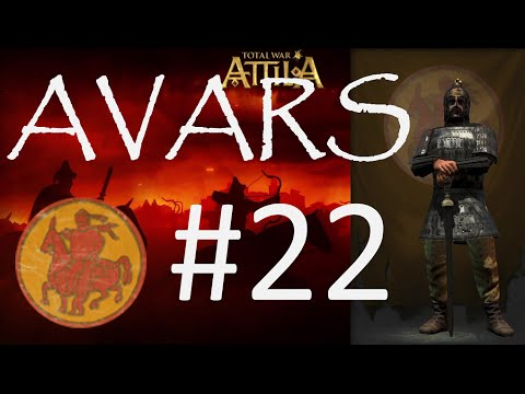 AVARS Campaign - Total War: ATTILA - #22 | Invasion of Sicily