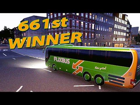 Fernbus / Coach Simulator Episode 6 N17 Augsburg Hannover Pt 3