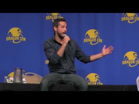 Zachary Levi shares with  his hearbreak over Nerd HQ's future at Dragon Con