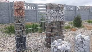 Jak zrobić ogrodzenie gabionowe ? poradnik Kar-Group Ełk