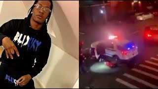 (BREAKING NEWS) 22gz Affiliate Nick Blicky Shot & Killed By NYPD..DA PRODUCT DVD