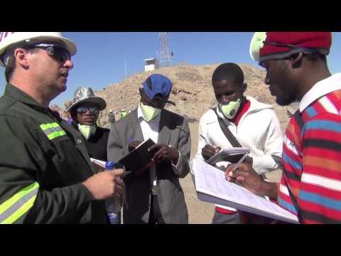 EPF Angola - #66 - Rossing Uranium Mine, Namibia