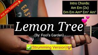 Lemon Tree - Fool's Garden (Strumming Version) | (No Capo)