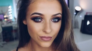 One of Chloe Morton's most viewed videos: GRWM: Clubbing ▷ Prom/Formal Makeup!