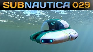 SUBNAUTICA [029] [Ressourcen für die Zyklop] [PRAWN UPDATE] [Let's Play Gameplay Deutsch German] thumbnail