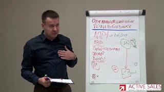 Тренинг по продажам. Видео урок: Как выйти на ЛПР в B2B. ДУБОВИК Виталий о технике продаж в B2B.