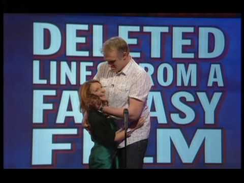 Mock the Week Deleted Lines From a tasy Film