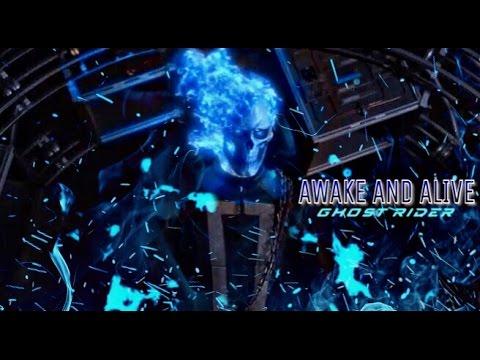 Robbie Reyes Ghost Rider Tribute 3 [Skillet - Awake And Alive]