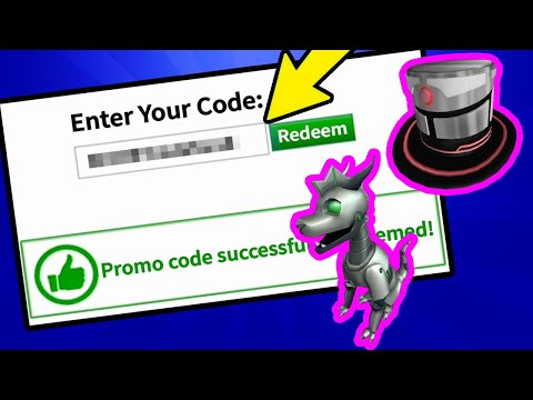 (FEBRUARY 2020) *ALL* WORKING ROBLOX PROMO CODES!