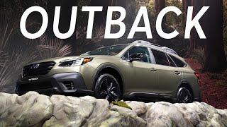 2019 New York Auto Show: 2020 Subaru Outback | Consumer Reports