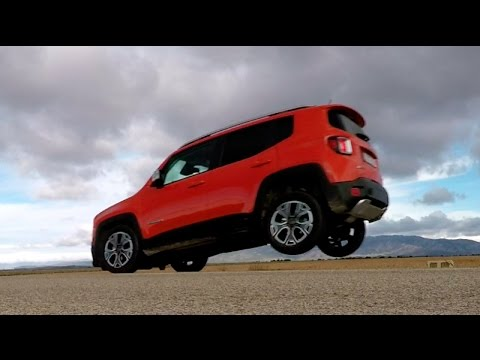 El Jeep Renegade Y Sus Problemas De Frenada Brake Issue