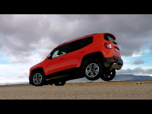 Jeep Renegade Problems >> Videos Show The Jeep Renegade Has A Scary Problem Under Hard Braking