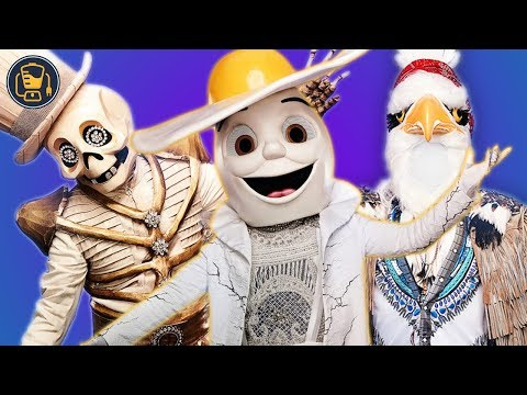 Masked Singer Season 2 Sneak Peak - The First Clues
