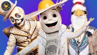 Masked Singer Season 2 Sneak Peak - The First Clues