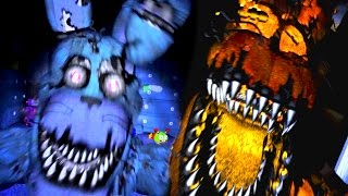 Five Nights at Freddy's 4: Nightmare Bonnie Simulator