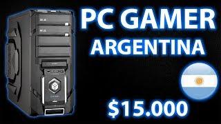 ARMANDO PC CON 15.000 PESOS