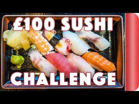 London's Best Sushi?!