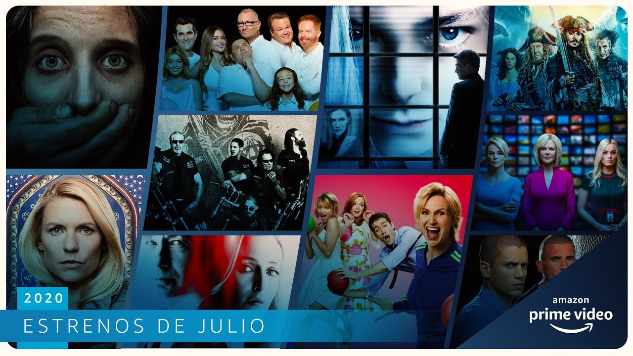 Estrenos de julio | Amazon Prime Video