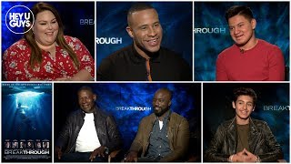 Chrissy Metz, Mike Colter, Dennis Haysbert, Director Roxann Dawson Talk Breakthrough