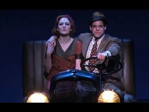 Bonnie and Clyde on Broadway - Inside Look with Laura Osnes & Jeremy Jordan