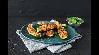 Stuffed Zucchini