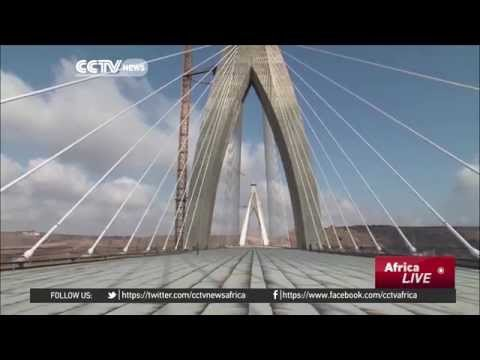 Morocco's 72 million dollar bridge close to completion